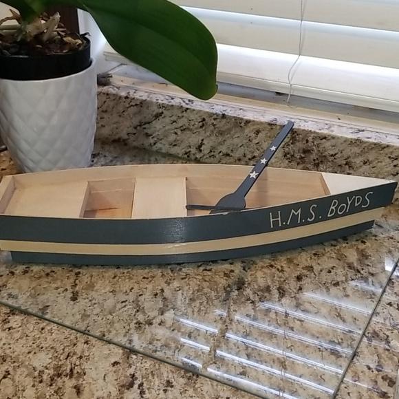 H.M.S. Boyd's Bear Boat